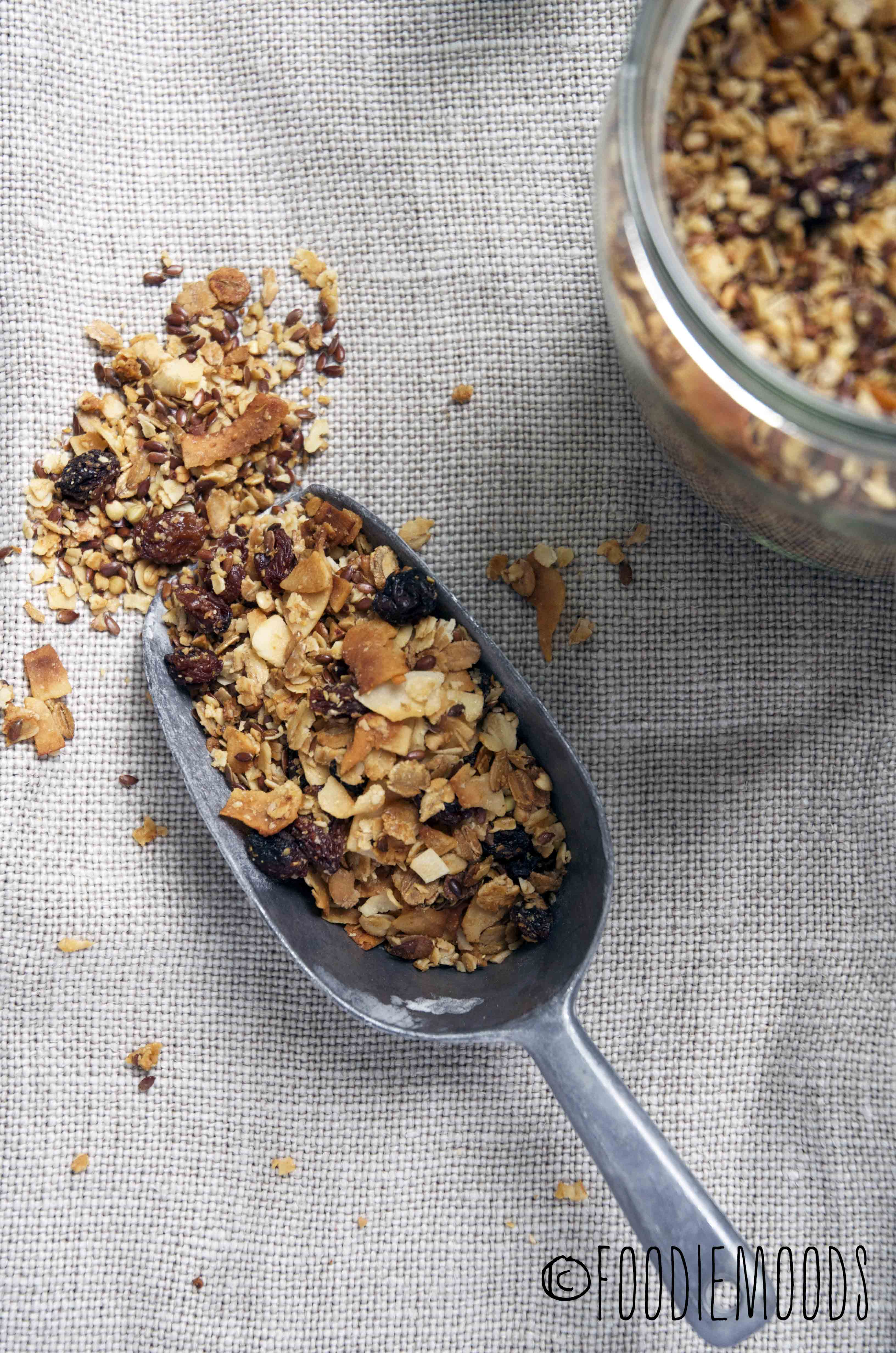recept granola miss foodie