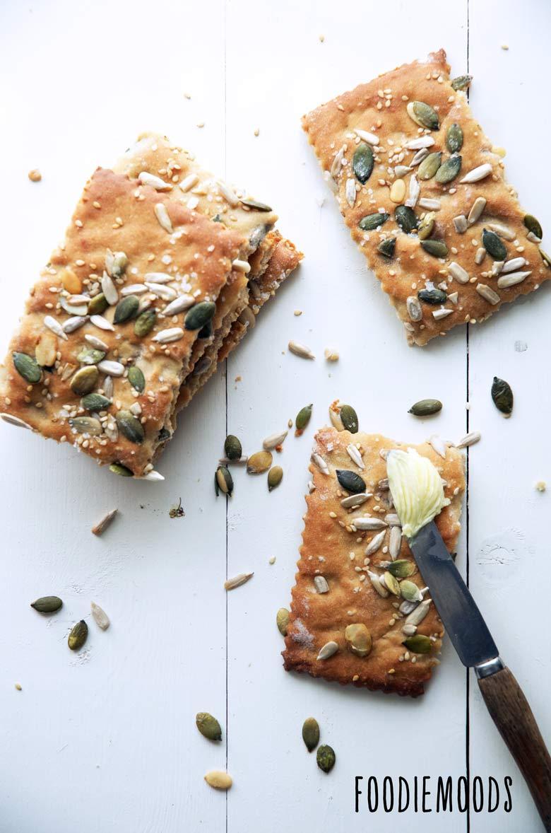 crackers maken foodiemoods recensie