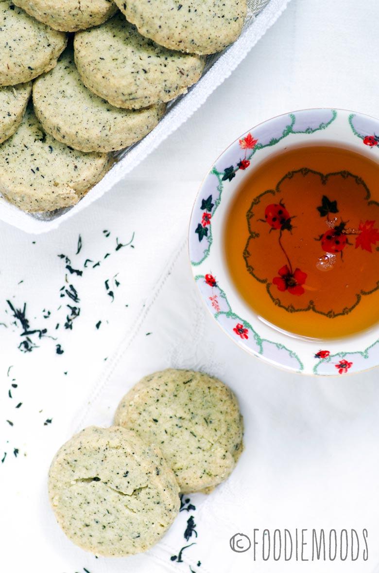 koekjes met thee foodiemoods