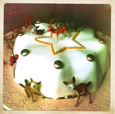 Recept kerstige Kerstcake Miss Foodie