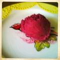 vruchtenijs recept Miss Foodie