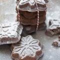 recept gingerbread cookies Miss Foodie