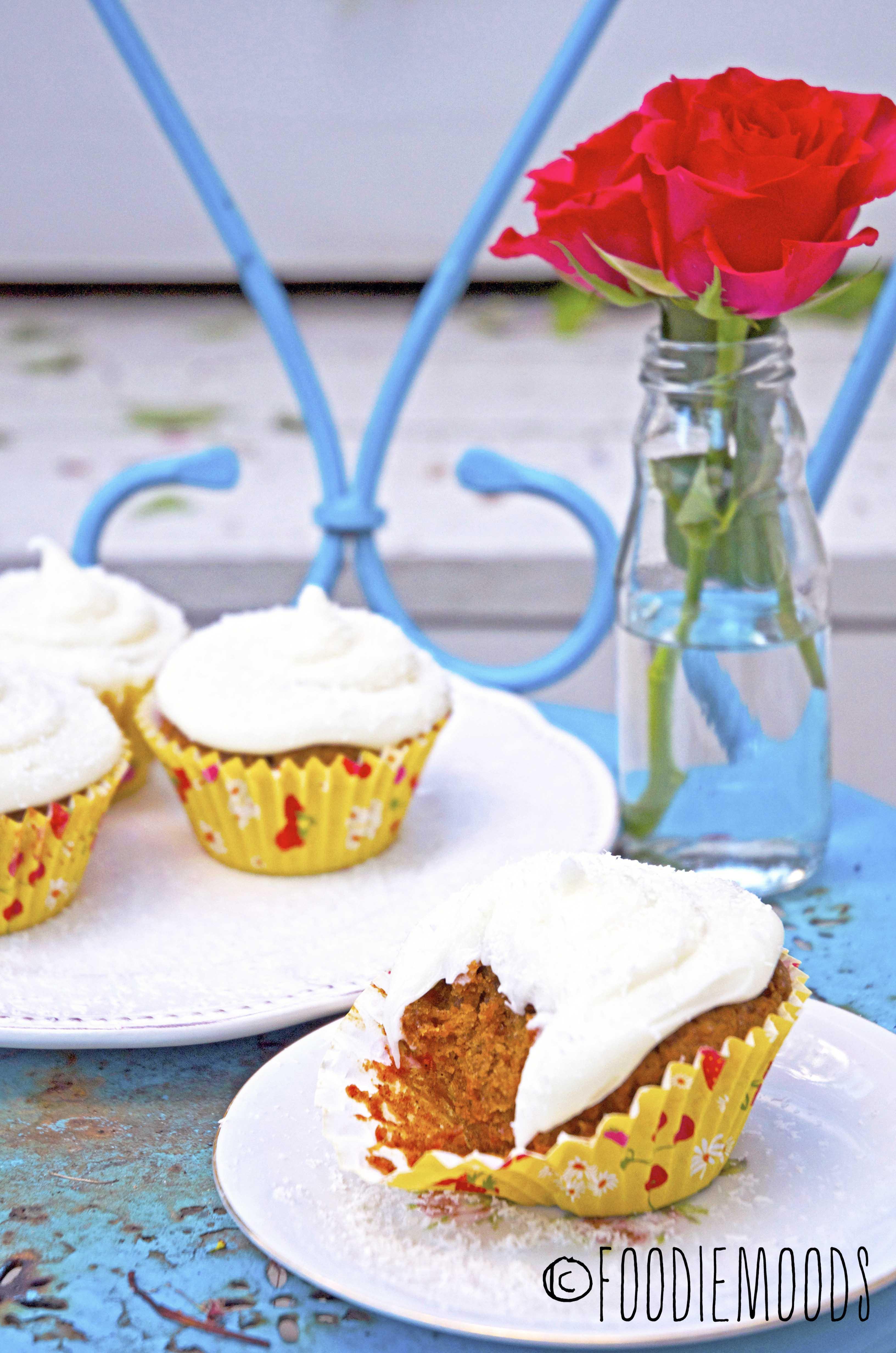recept Miss Foodie foodblogswap carrotcupcakes2