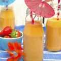 Recept Miss Foodie oranje smoothies
