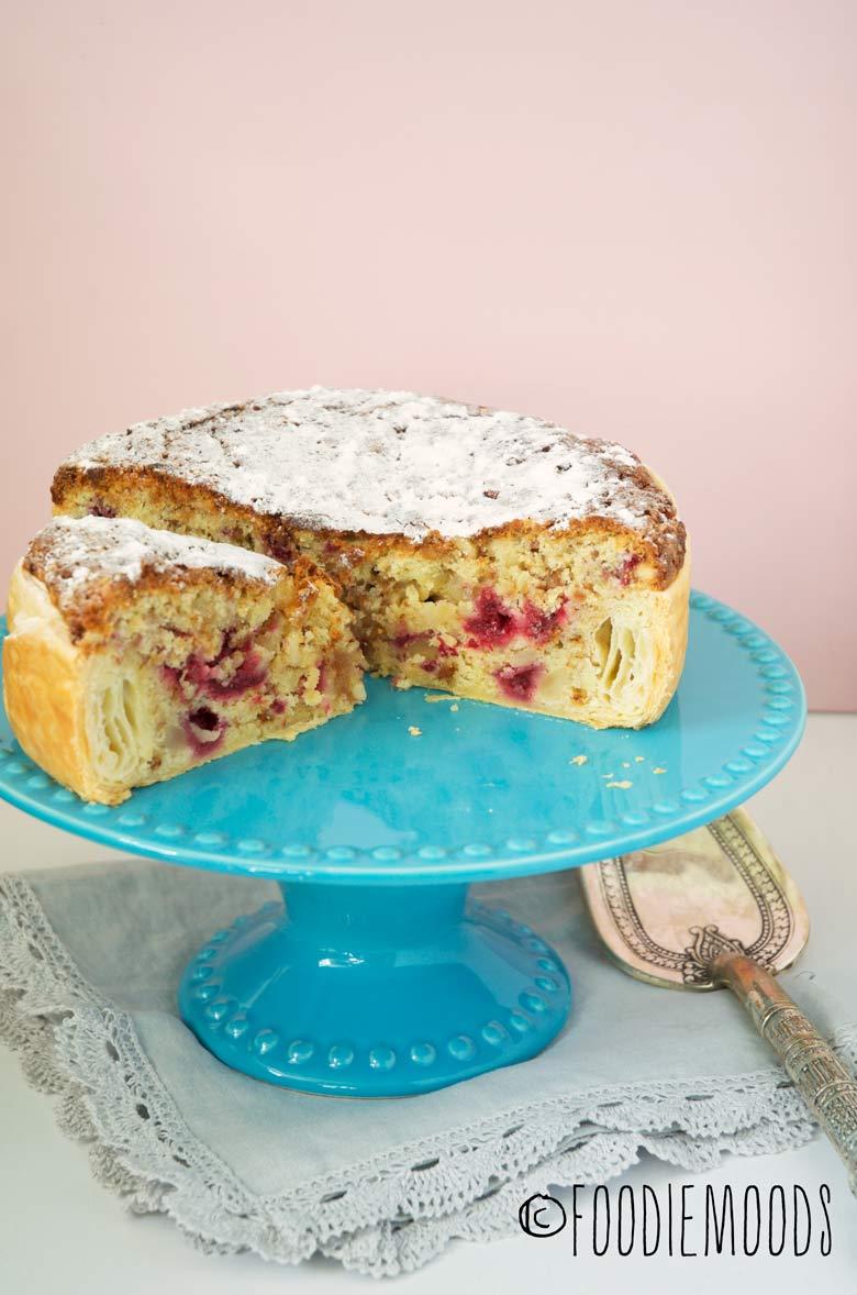 torta russa recept