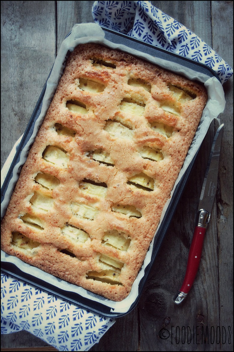 appelcake met kardemom recept Foodiemoods